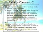 callaloo comments 2