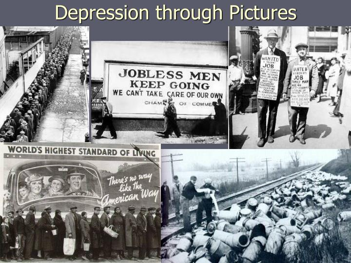 Depression through Pictures