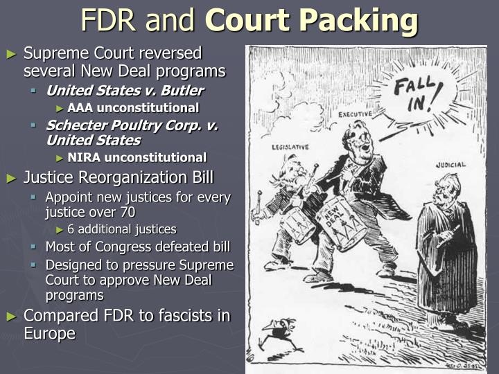 FDR and