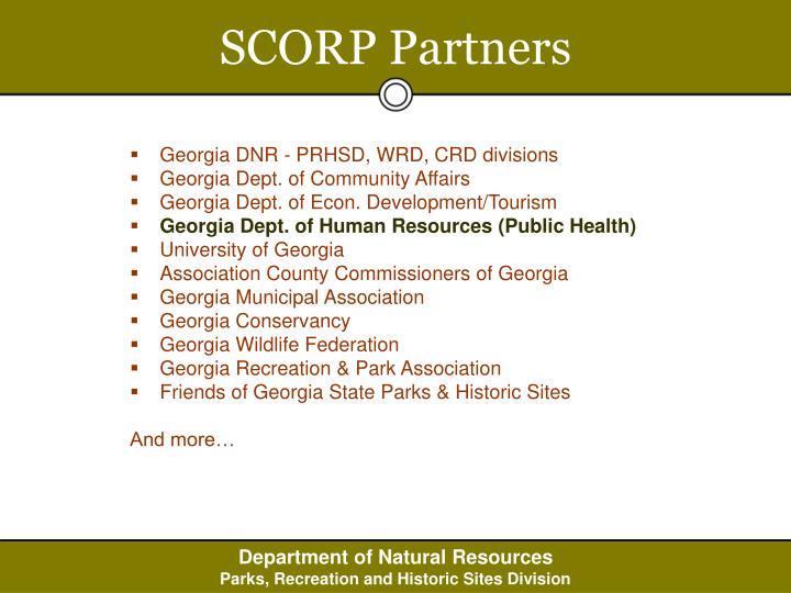 SCORP Partners