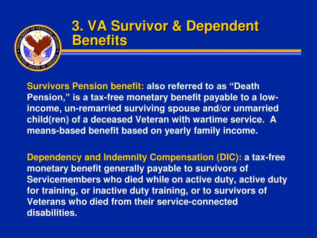 PPT - Introduction to Department of Veterans Affairs