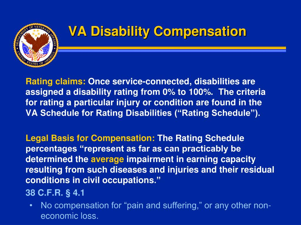 PPT - Introduction to Department of Veterans Affairs Programs and