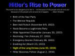 hitler s rise to power7