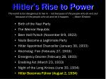 hitler s rise to power8