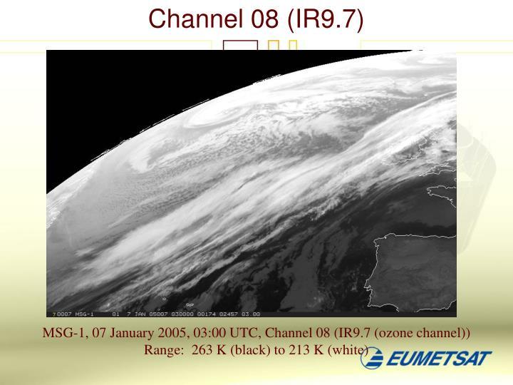 Channel 08 (IR9.7)