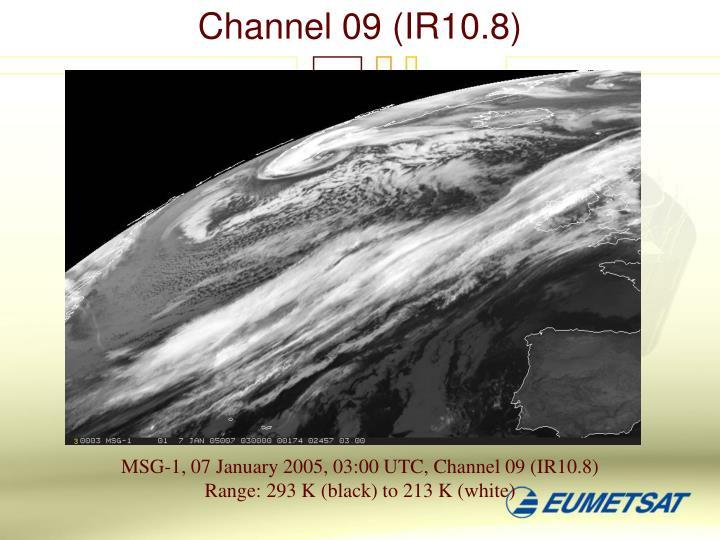 Channel 09 (IR10.8)