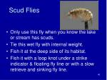 scud flies