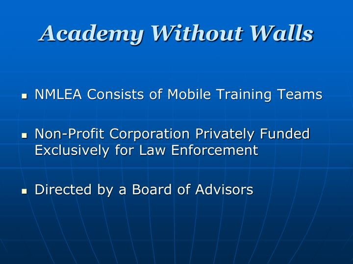 Academy Without Walls