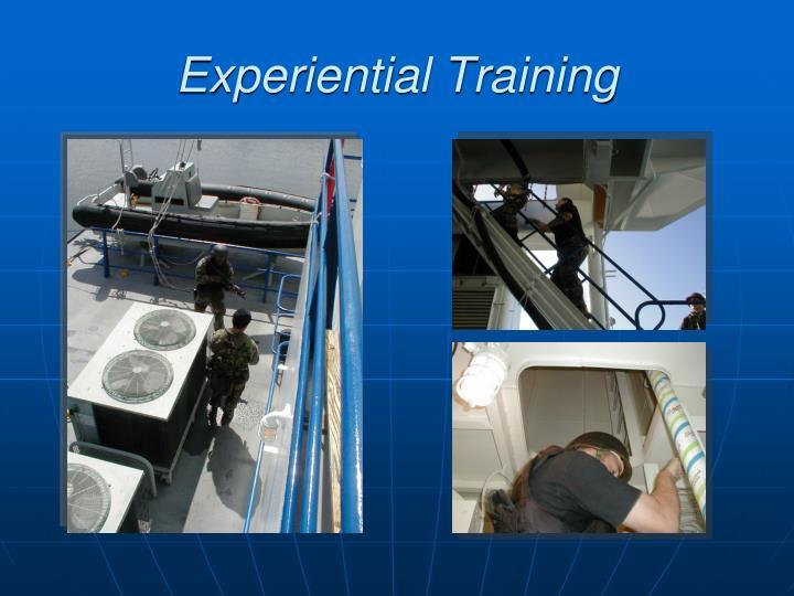 Experiential Training