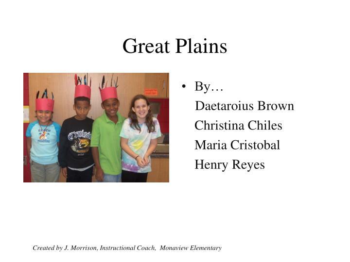 great plains n.