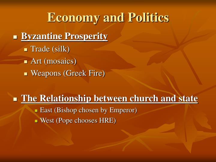 Economy and Politics