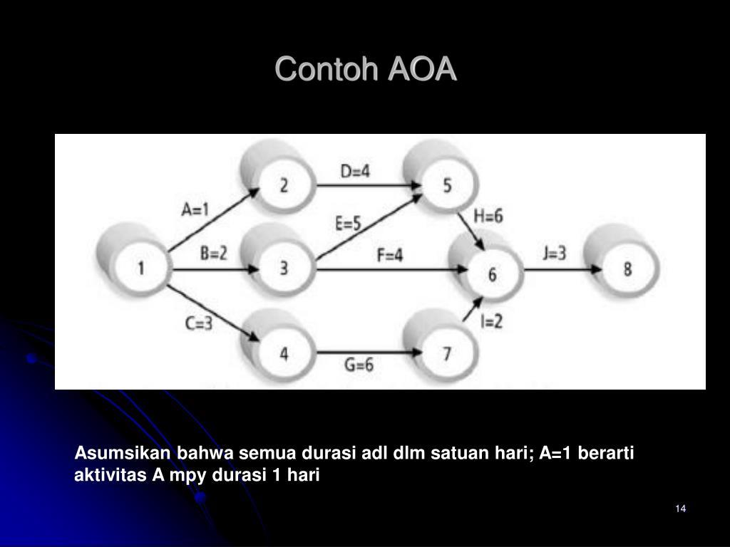 Contoh Aoa