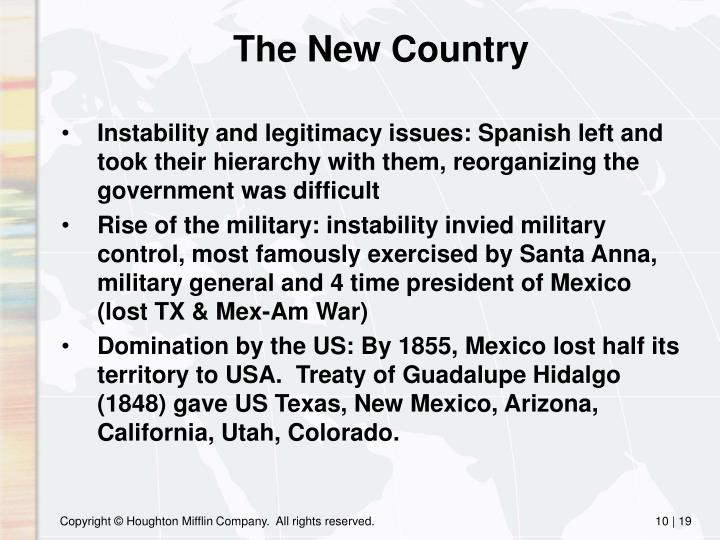 The New Country