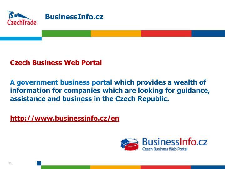 BusinessInfo.cz