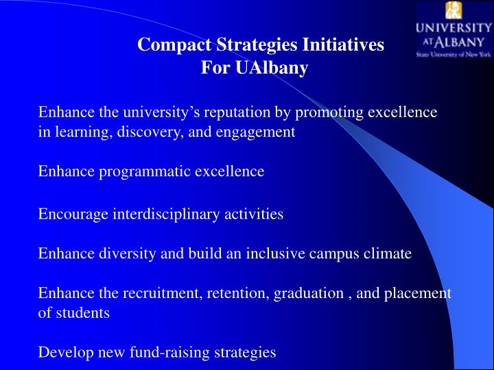 Compact Strategies Initiatives