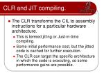 clr and jit compiling1