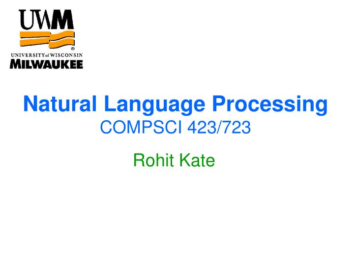 natural language processing compsci 423 723 n.