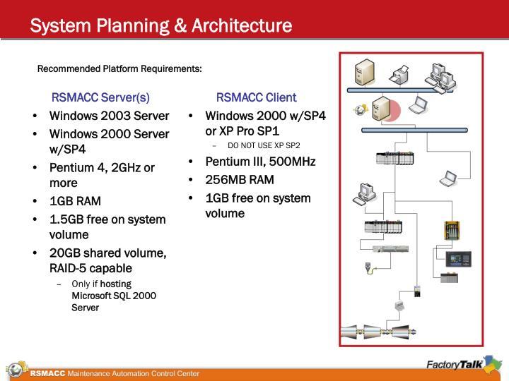 RSMACC Server(s)