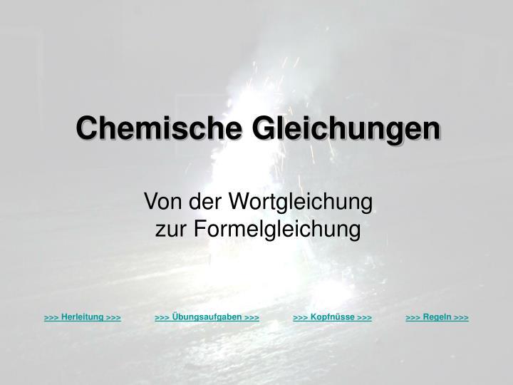 Famous Wortgleichungen Arbeitsblatt Chemie Antworten Collection ...