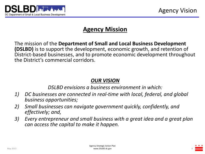 Agency Vision