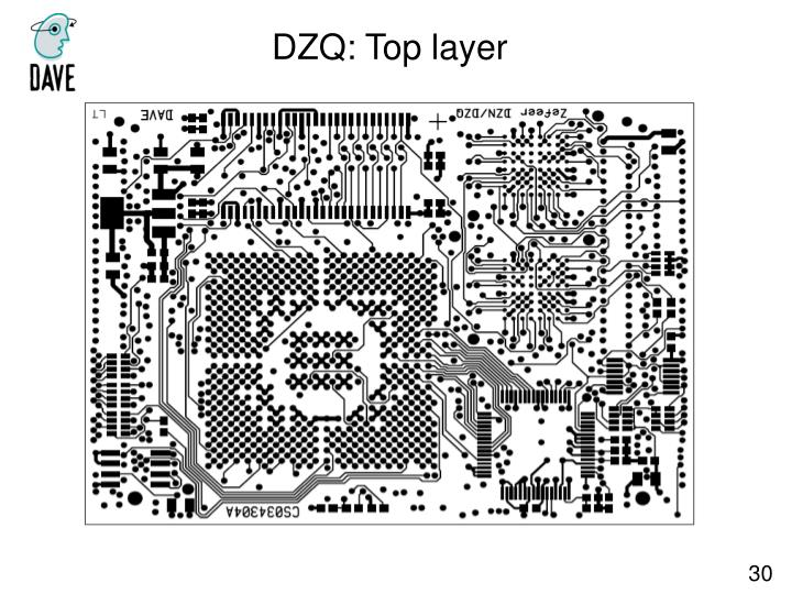 DZQ: Top layer