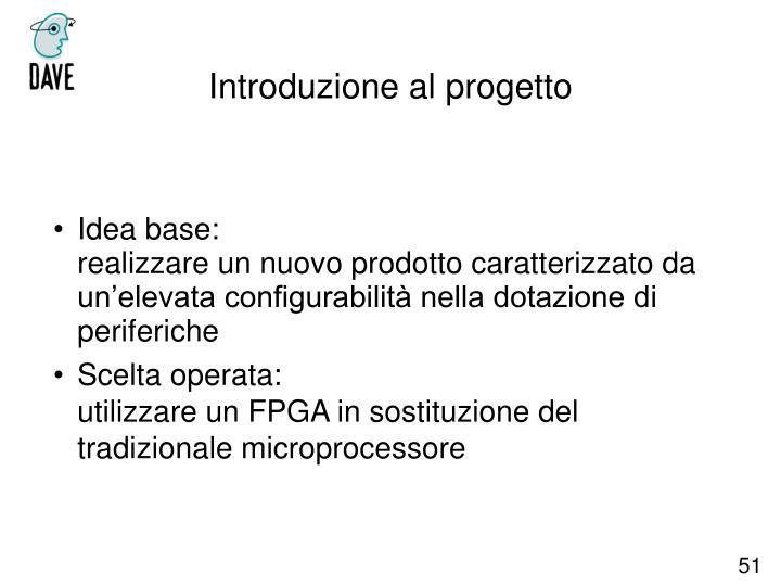 Idea base: