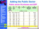 adding the public sector1