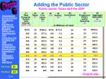 adding the public sector4