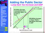 adding the public sector5