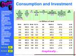 consumption and investment2