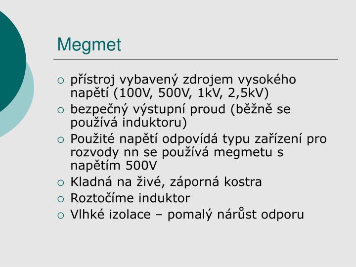 Megmet