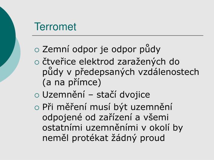 Terromet