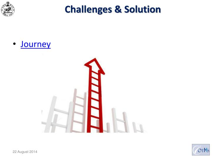 Challenges solution