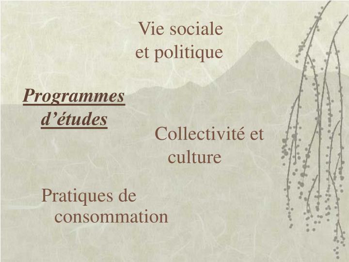 Collectivité et culture