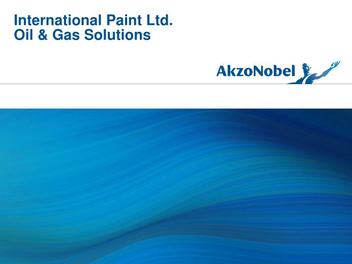 international paint ltd oil gas solutions n.