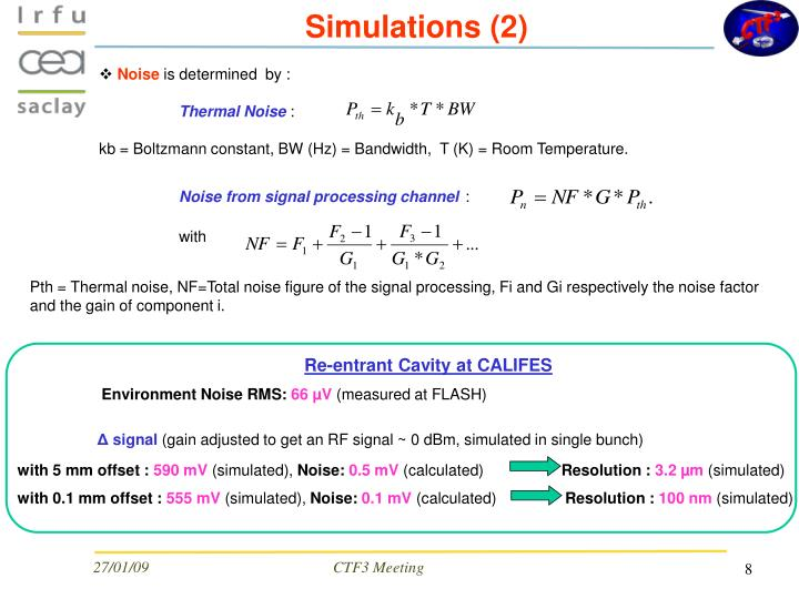 Simulations (2)
