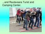 and rautavaara turist and camping center