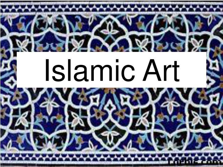 islamic art n.