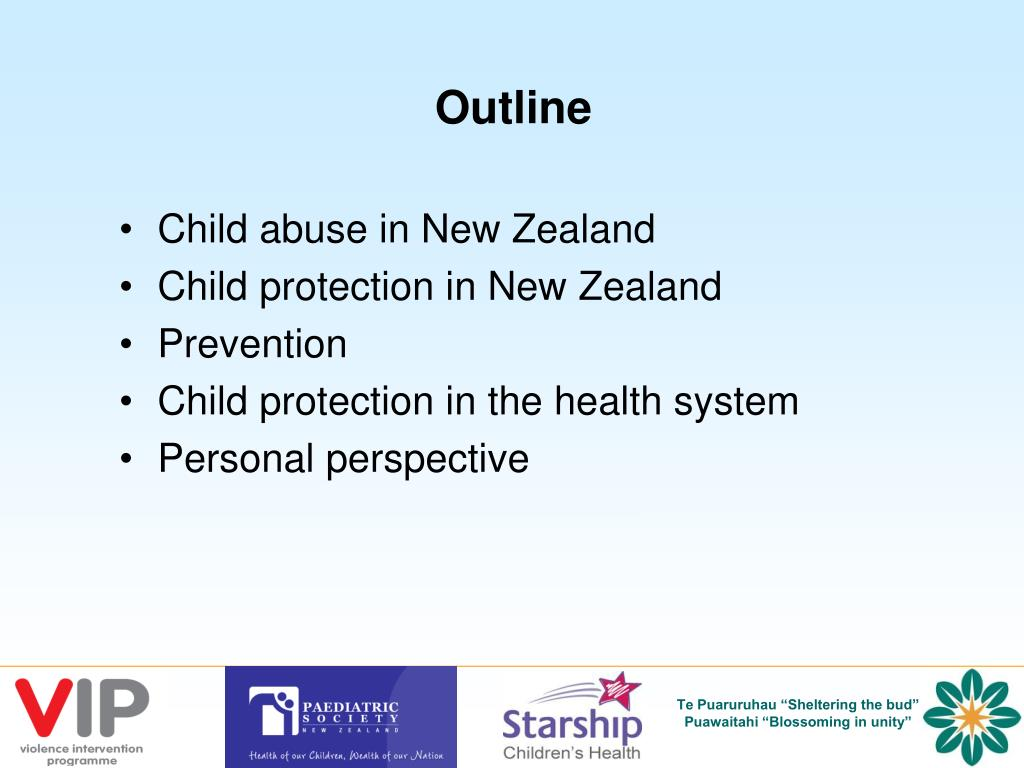 Child Abuse : An Personal Perspective
