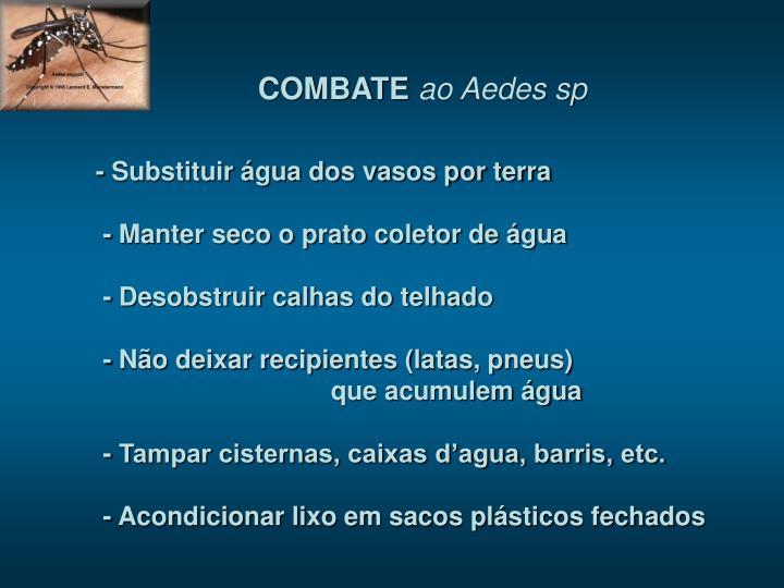 COMBATE