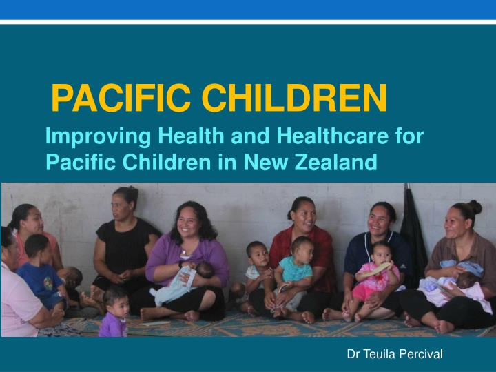 pacific children n.
