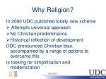 why religion
