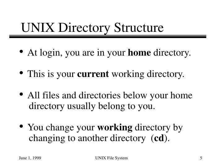 working with unix files and directories There are numerous shell commands you can use to create and work with directories and files see the z/os® shell summary section in z/os unix system services command reference for a list of them to get online help for using the shell commands, you can use the man command.