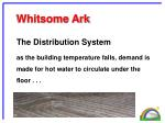 whitsome ark16