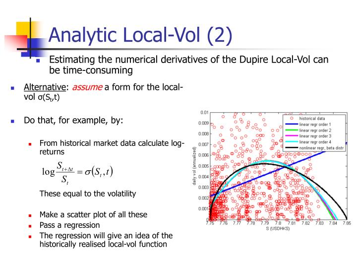 Analytic Local-Vol (2)