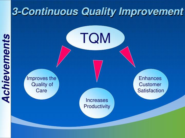 3-Continuous Quality Improvement