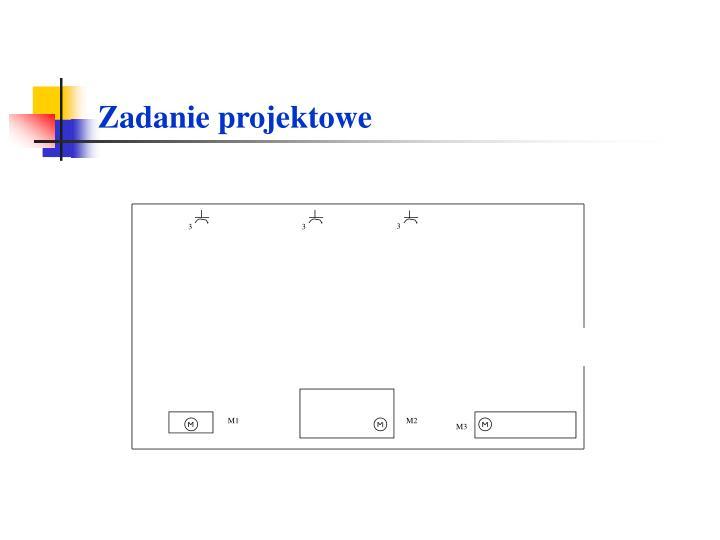 Zadanie projektowe