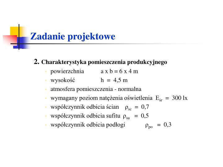 Zadanie projektowe2