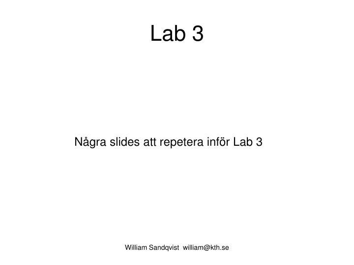 lab 3 n.