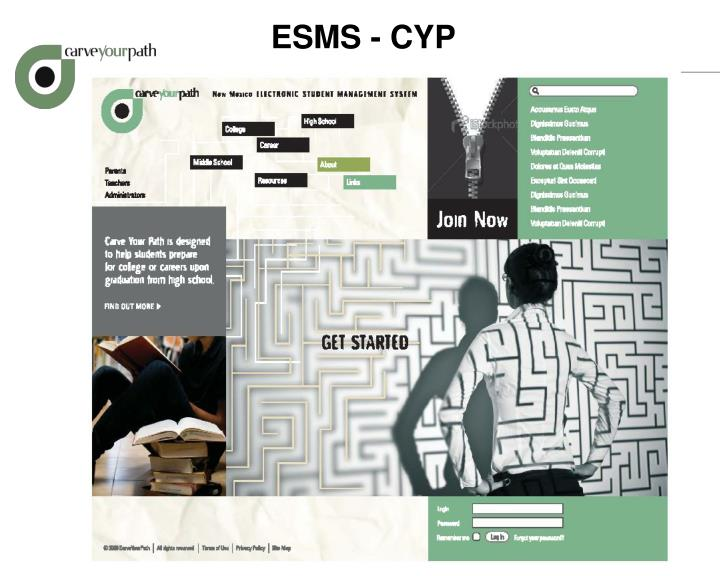 ESMS - CYP